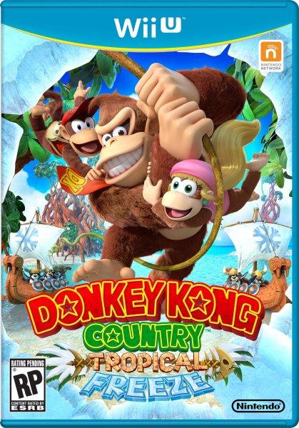 [WiiU] [DE] Donkey Kong Country: Tropical Freeze - buch.de - thalia.de [Vorbestellung] [Wii U]