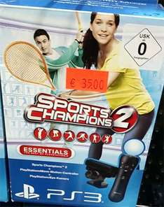 PlayStation Move Sport Champions 2 Kamera Bundle @Saturn Stuttgart