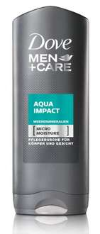 Dove Men+Care Pflegedusche Aqua Impact, 6er Pack (1500 ml)