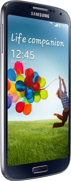 [Amazon-Blitzdeal um 18Uhr] Samsung Galaxy S4 mit LTE Smartphone black-mist für 395€