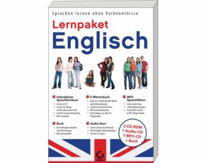 Sprache Lernen (Englisch, Französich, Spanisch, etc.) für 7,90 inkl. Versand