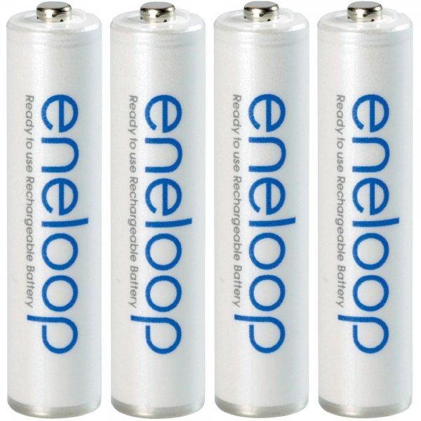 8x Sanyo Eneloop Akku Batterien AAA