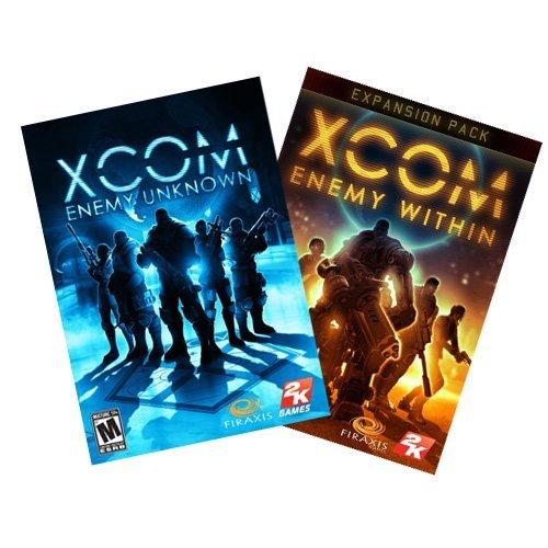 XCOM Enemy Unknown + Enemy within - 2 Steam-Keys (Amazon.Com) [Chillmo]