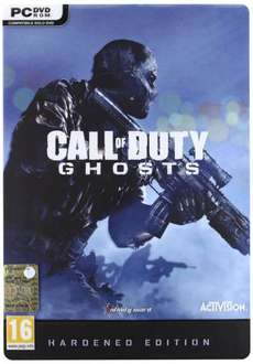 Call Of Duty: Ghosts – Hardened Edition für 39,40 EUR inkl. VSK
