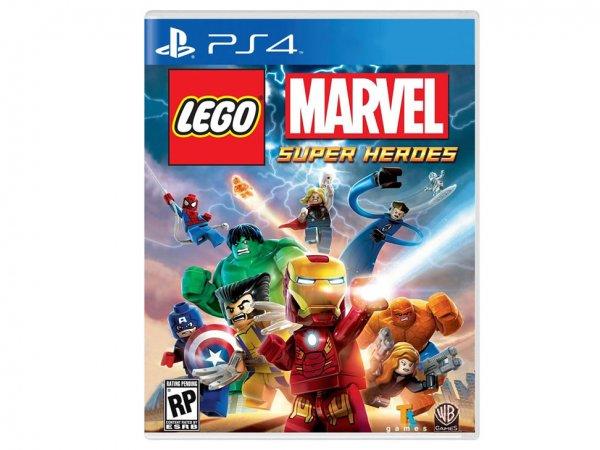 [Schweiz] PS4 Lego Marvel Super Heroes