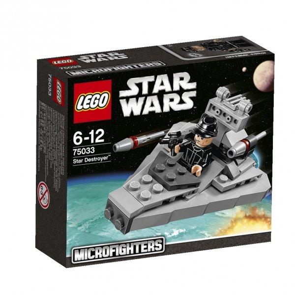 Lego Star Wars 75033 Star Destroyer für 4,50 Euro und andere...