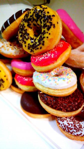 "Donuts 48% günstiger bei  ""Dough n´ Coffee""  Dresden [ lokal ]"