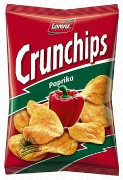 Crunchips bei K+K für 99 Cent die Packung