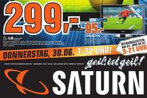 Saturn Karlsruhe Neueröffnung