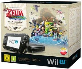 Wii U Premium + The Legend of Zelda: The Wind Waker HD Edition für 199 EUR inkl. Versand