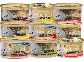 [Rossmann] Gourmet Gold Katzenfutter für 0,33 € - 3 Stück mit Gutschein für 0,49€