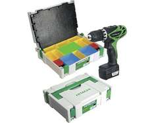 [lokal Bremen] Hornbach Hitachi Akkuschrauber Hitachi DS 10 DSFL systainer® I + Boxensystem für 99€ statt 130€