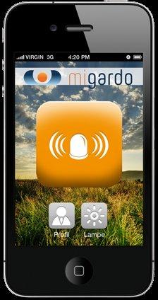migardo Notfall App 6 Monate kostenlos!
