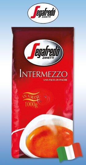 [Offline/Norma] Segafredo Intermezzo Kaffee 1 kg Bohnen für 8,88€