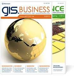 Kostenloses Probeheft der GIS-Zeitschriften (Unverbindlich)
