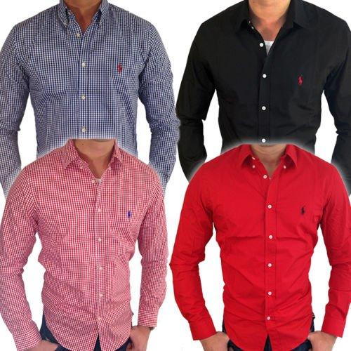 Ralph Lauren Herren-Polohemd oder Hemd für 39,90€ @eBay