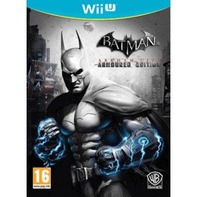 (UK) Batman: Arkham City - Armoured Edition [WII U] für ca. 10,91€ @ TheGameCollection