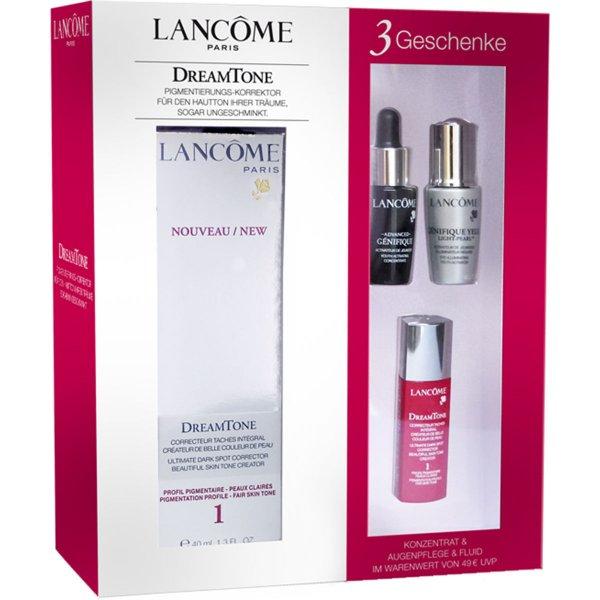 Lancôme Dreamtone Coffret für 74€ (mit Gutscheincode) @ Karstadt online