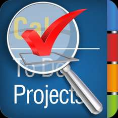 [iOS - GRATIS] InFocus Pro - Calendar, To Do, Notes & Projects All-in-One Organizer