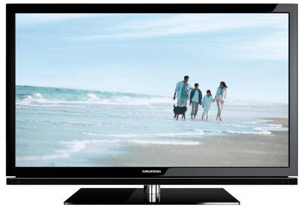 Grundig 46VLE8003 BL 116,8 cm (46 Zoll) 3D LED-Backlight-Fernseher für €390