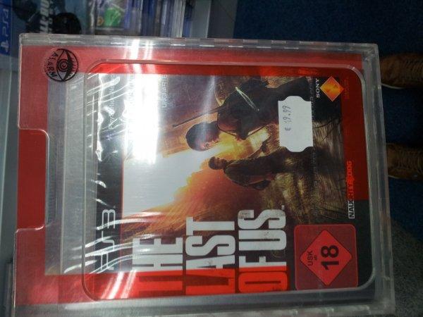 [Lokal?! offline] Saturn Allee-Center Magdeburg: The Last of Us  für ca. 20 Euro, noch einige Exemplare da