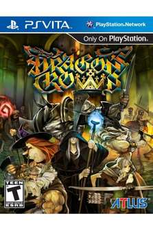 [PSV] Dragon's Crown @ playasia.com