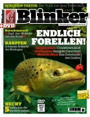 [Burda-Direct] Blinker (für Angler) im Jahres-Abo für 7,40€ (~0,58 € pro Ausgabe) (durch 55€ Verrechnungsscheck)