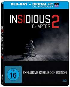 [Müller] Insidious: Chapter 2 (Blu-ray) (Exklusive Steelbook Edition)