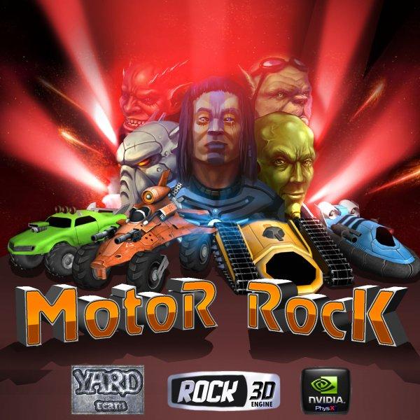 Motor Rock Kostenlos (Steam)