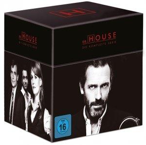 Dr. House - Die komplette Serie Limited Edition (46 DVD-Discs) für 80€ @MyMediaWorld