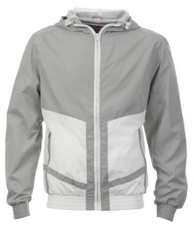 """Carter Men's - Saturn Jacket,Silber-Weiß Größe """"L"""" @ The Hut"""