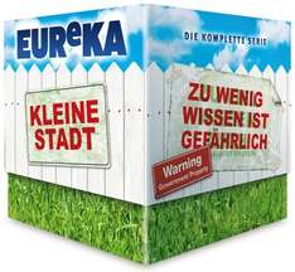 [Blu-ray] Eureka - Die komplette Serie @ Media-Dealer