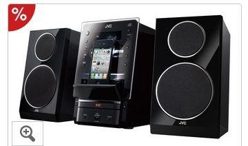 JVC UX-LP66D UX-LP66D Micro Hifi Anlage, DAB+, Iphone Ipod Dock (alter Anschluss) 169,99 € Neukunden 154,04 € @Schwab und Otto
