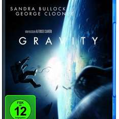 (Amazon.de) Gravity Blu-Ray für 12,90 Euro