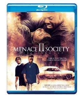 Für die englischsprachigen Gangster unter uns :-)  Menace II Society (Director's Cut) [Blu-ray] @Amazon.com für 10 €