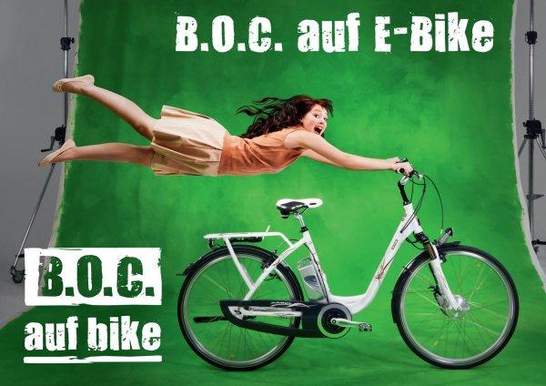BOC Oldenburg 30% auf Textilien, 20% auf Fahrräder [Lokal]