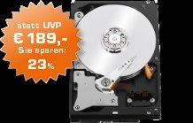 [Saturn Österreich online] WD Red WD40EFRX - Festplatte - 4 TB (148,99 inkl. Versand)