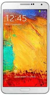 Samsung Note 3 Weiss WHD