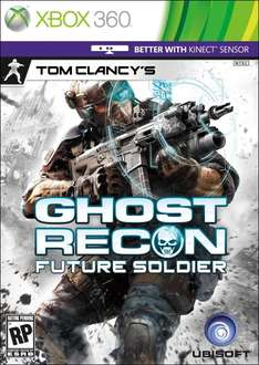 [Saturn - Berlin / Alexanderplatz] Tom Clancy's Ghost Recon: Future Soldier  XBOX360