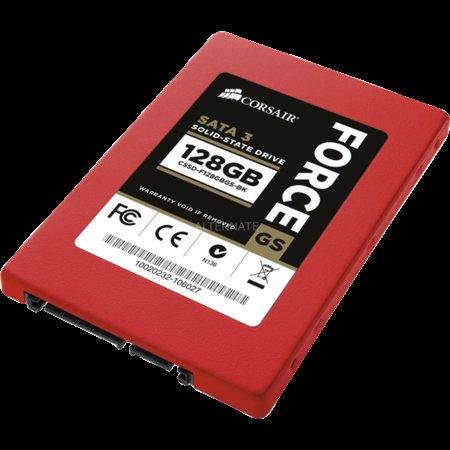 SSD 128 GB Corsair  ForceGS über 18€ unter Vergleichspreis - bei ZACK