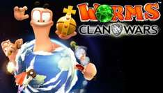 [Steam] Worms Clan Wars (-75%)