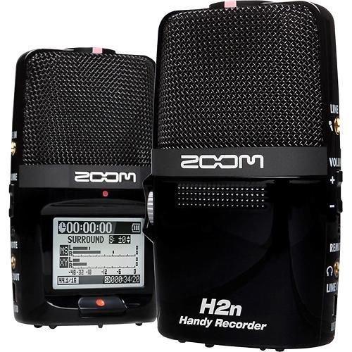 Digitales Aufnahmegerät Zoom H2n Handy Recorder für 119€ @eBay