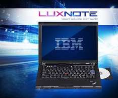 IBM thinkpad T61 mit Win 7 Professionel, bei dailydeal A Ware refurbished