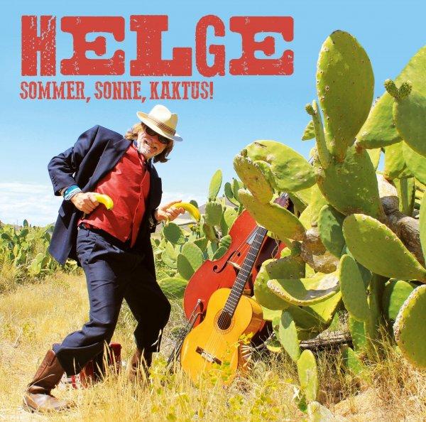 Helge Schneider CD - Sommer, Sonne, Kaktus! für 6,65 EUR + 3 EUR Porto