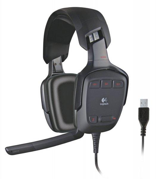 [Amazon WHD] Logitech G35 PC-Gaming Kopfhörer schnurgebunden ab 52,22€