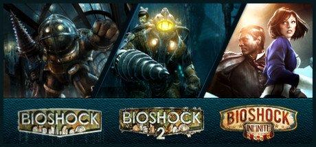 [Steam] Bioshock Triple Pack + Boni / Nuuvem