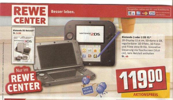 Nintendo 3ds XL oder 2ds  (Lokal ?)