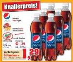 [Thomas Phillipps] Mountain Dew,Pepsi oder SchwipSchwap,6 x 0,5l PET , versch.Sorten