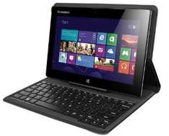 Amazon [WHD] Lenovo IdeaTablet MIIX10 Win 8 Tablet inkl. Tastatur [Preisdrop]