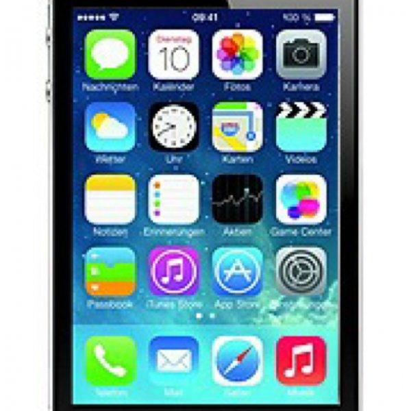 iPhone 4S 8GB (schwarz oder weiß) im Fonic Online Shop